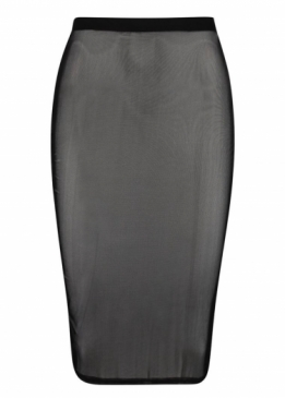 Maya Seethrough Skirt