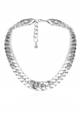 Elly Necklace Silver