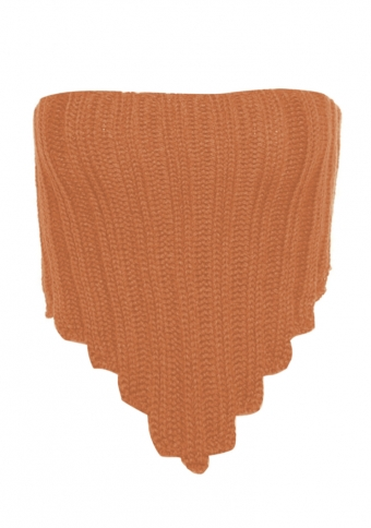 Camilla Top Orange