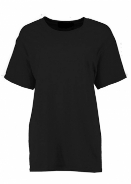 Oversized T-shirt Black