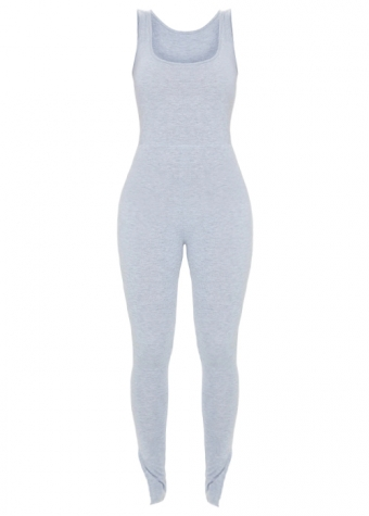 Alicia Jumpsuit Grey