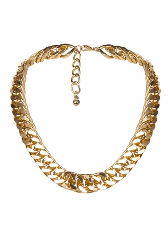 Elly Chain Gold