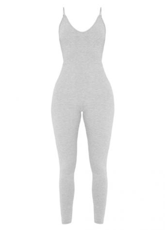 Daniella Jumpsuit grey