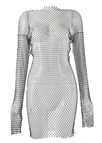 Kylie Diamond Dress