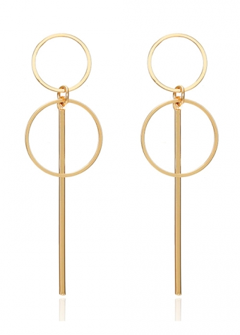 Donna Earrings Gold