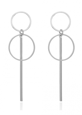 Donna Earring Silver