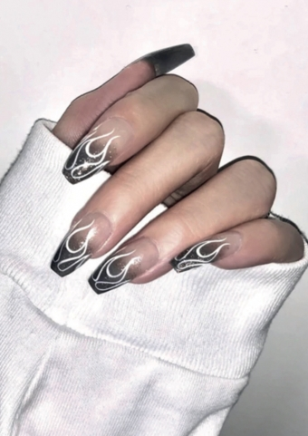 FlamePress On Nails