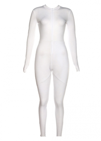 Esmee Jumpsuit White