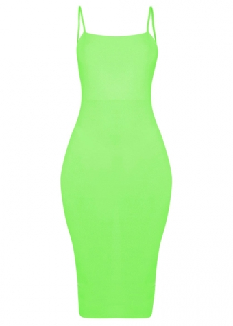 Fallon Dress Green