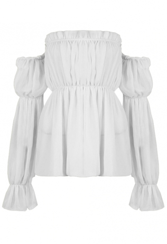 Halle Off Shoulder Blouse