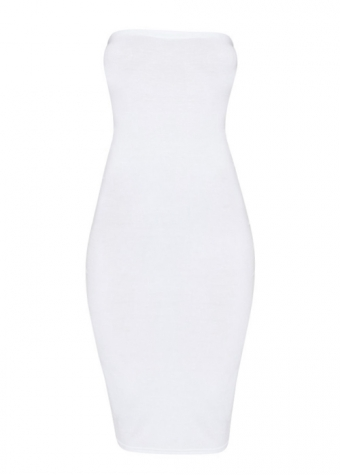 Indy Dress White