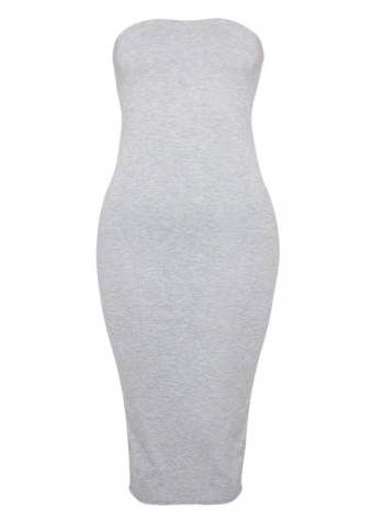 Indy Dress Lightgrey