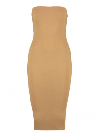Indy Dress Nude