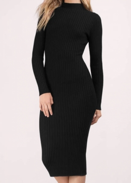 Milana Dress Black