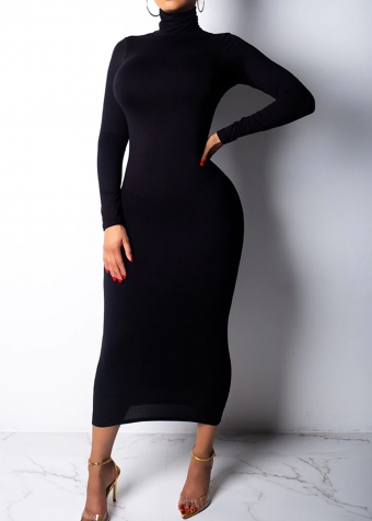 Kyana Dress Black