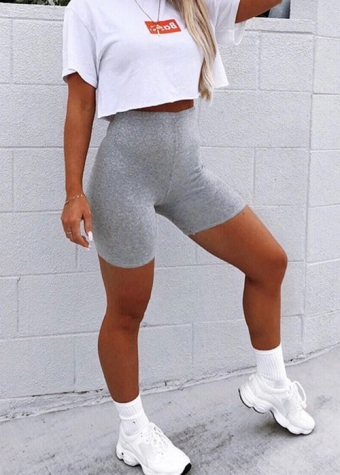 Marrilyn Short Grey