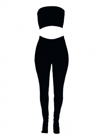 Millie Split Legging Two Piece