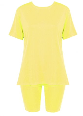 Mindy Cycle Set Yellow