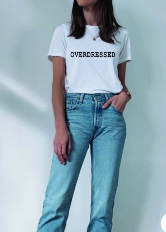 Overdressed T-shirt