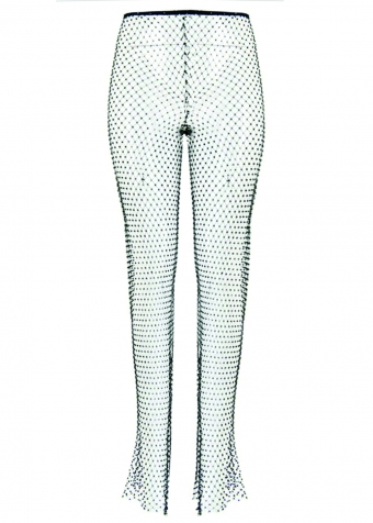 Shemia Sparkle Split Pants