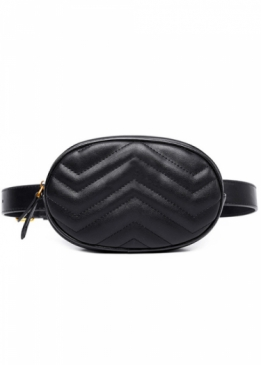 Joan Waist Bag Black